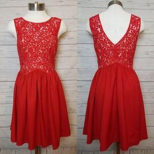 Gianni Bini Lace Cocktail Dress
